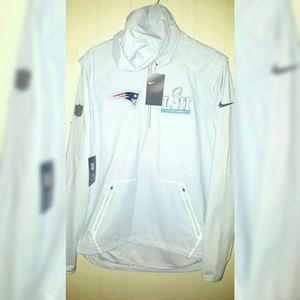 NFL New England Patriots Super Bowl Jacket XL, L